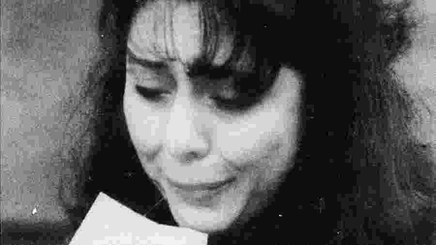 Lorena Bobbitt chora durante seu julgamento por ter decepado o pênis do marido - Reuters