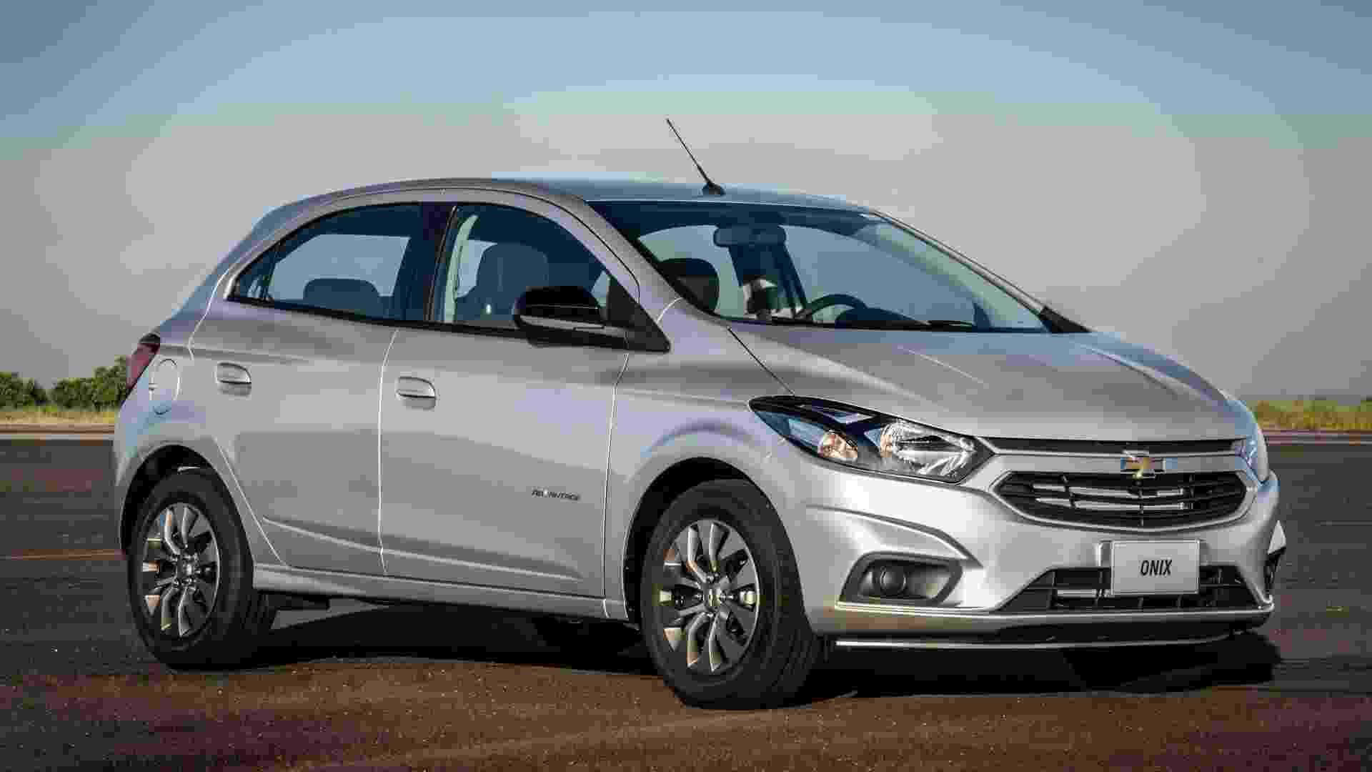 Chevrolet Onix Advantage Automático - Divulgação