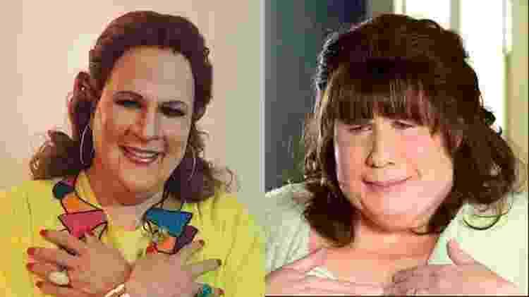 """Paulo Ricardo mirou na Beth Carvalho e acertou no John Travolta em """"Hairspray"""" - Divulgação / Globo - Divulgação / Globo"""