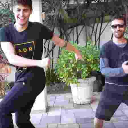 Pedro Rezende em um de seus vídeos para o Youtube - Reprodução/Youtube - Reprodução/Youtube