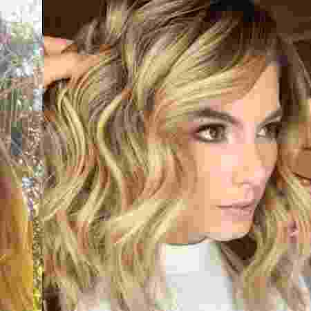 Antes e depois de Bruna Hamú - Reprodução/Instagram
