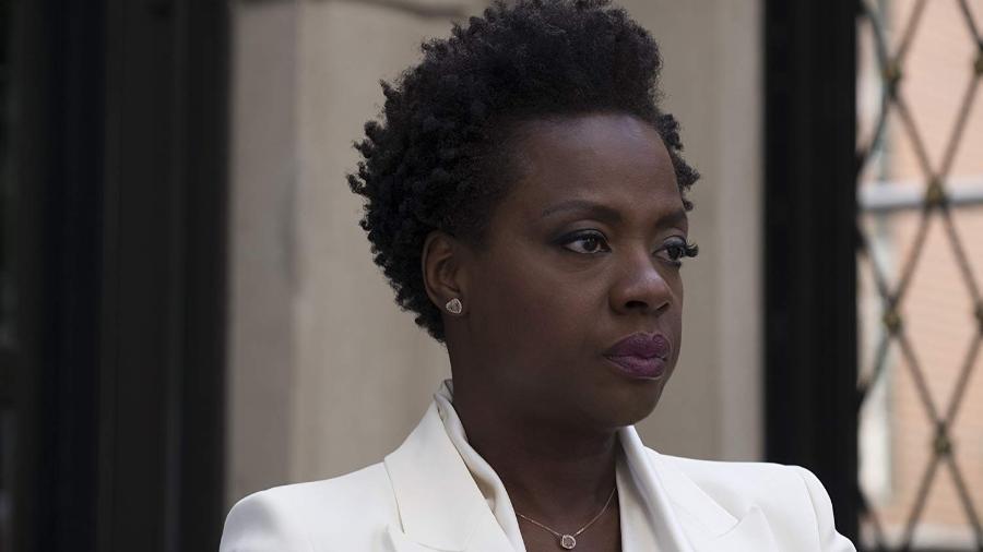 "Viola Davis em cena de ""As Viúvas"" - Divulgação"