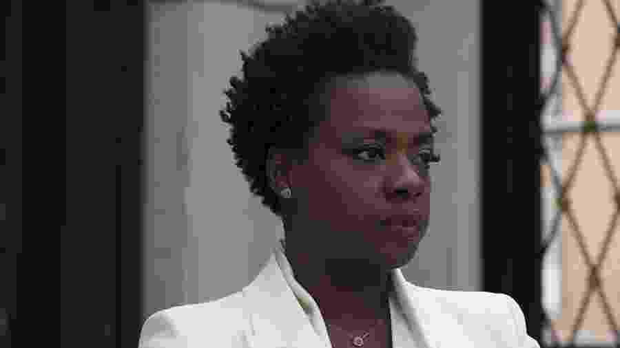 Viola Davis, vencedora do Oscar de Melhor Atriz Coadjuvante, demonstra solidariedade por jovem negro morto - Divulgação