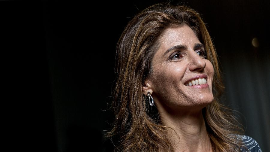 Ana Estela Haddad - Keiny Andrade/UOL