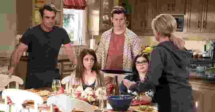 Cena de 'Modern Family' - Divulgação/ABC - Divulgação/ABC
