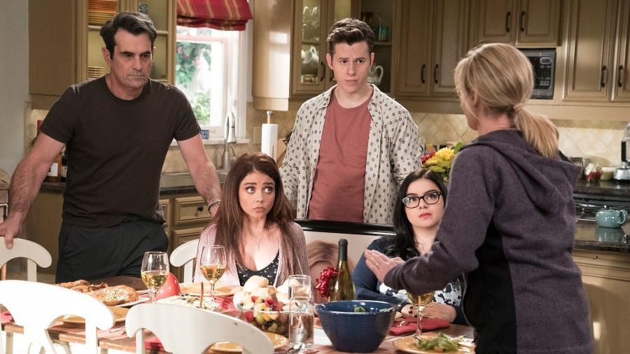 """Cena de """"Modern Family"""" - Divulgação/ABC"""