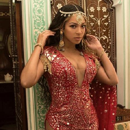 Beyoncé se apresentou nas comemorações que precedem o casamento entre Isha Ambani e Anand Piramal - Reprodução/Instagram