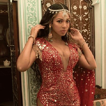 Beyoncé fez show em casamento no domingo (9) - Reprodução/Instagram