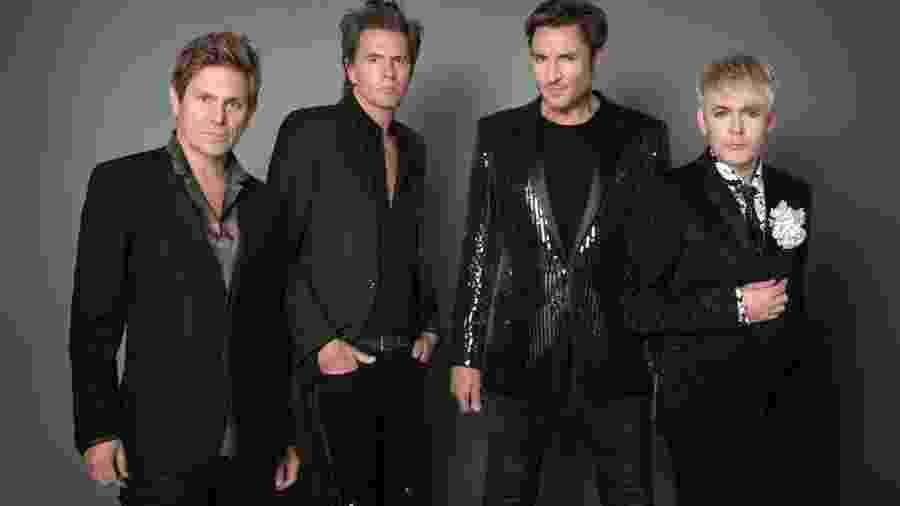 A banda britânica Duran Duran - Reprodução