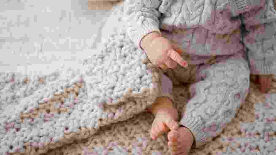 Nem os parentes mais próximos sabem se o bebê, identificado como Charlie, é menino ou menina - iStock