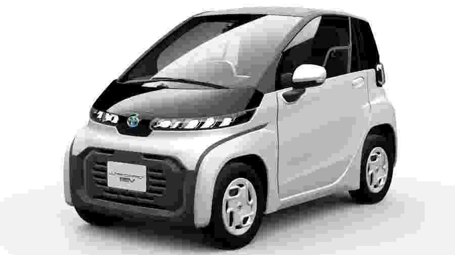 Toyota Ultra Compact BEV - Divulgação
