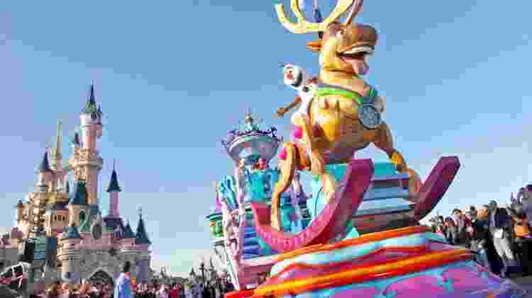 Disney Stars on Parade, na Disneyland Paris - Divulgação - Divulgação