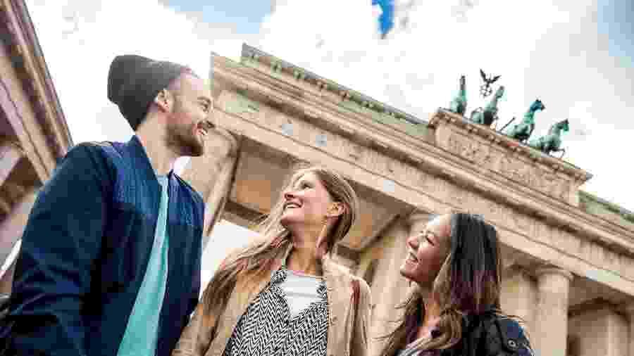 Turistas em Berlim, na Alemanha - iStock
