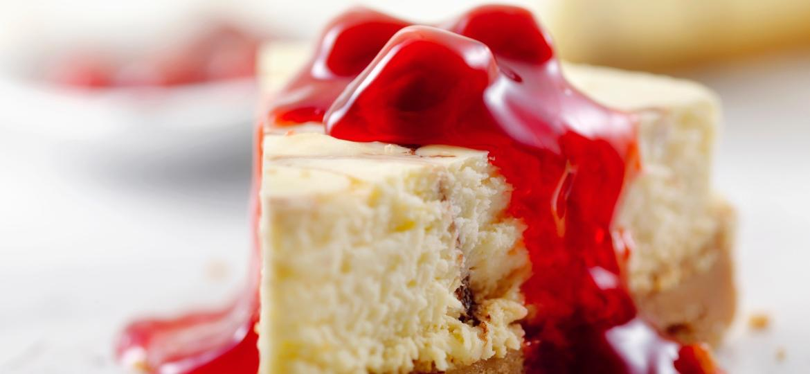 Cheesecake - Getty Images/iStockphoto