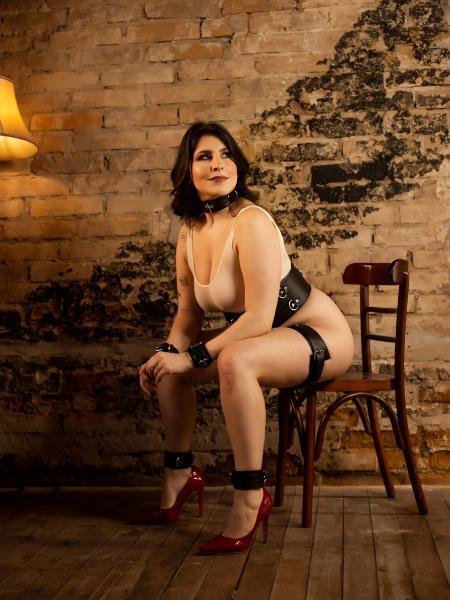 Lais Conter é empresária, designer, modelo e escritora  - Júlia Henz