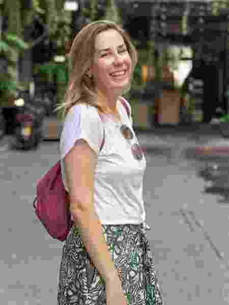Monica Asif - Arquivo pessoal - Arquivo pessoal