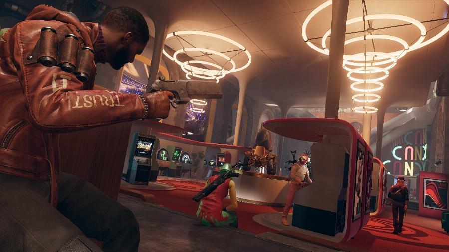 Deathloop é novo game do estúdio que fez Dishonored - Divulgação/Bethesda