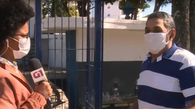 Seu Roberto - Clon / TV Globo - Clon / TV Globo