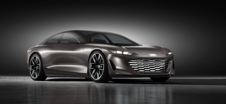 Grandsphere é o segundo de uma série de três conceitos autônomos da Audi - Divulgação