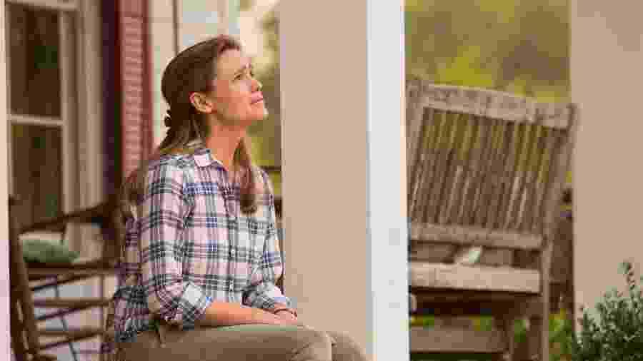 """Jennifer Garner, interpretando a personagem Christy, em cena do filme """"Milagres do Paraíso"""", que será exibido no Cinema Especial de hoje (8) - Divulgação"""