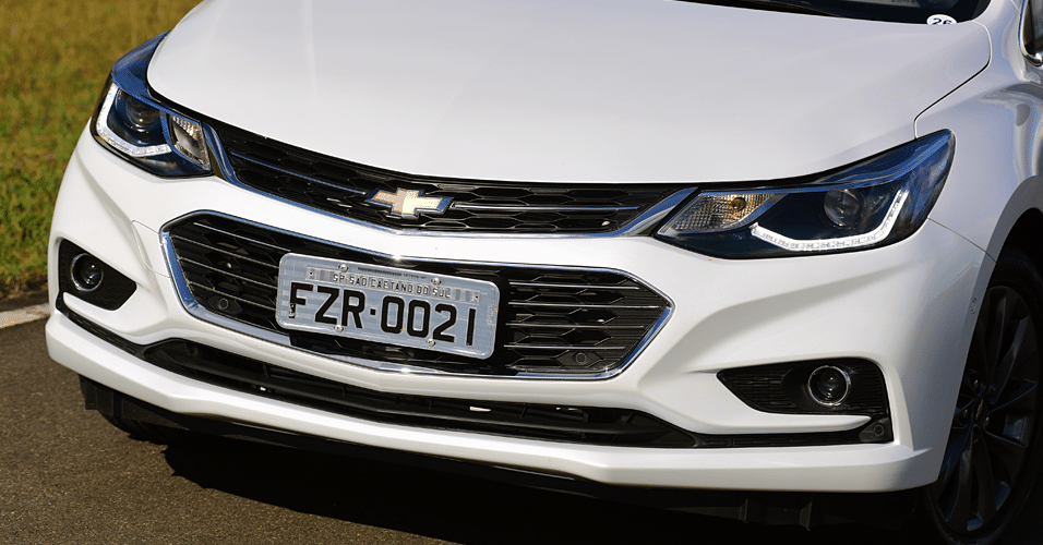Chevrolet Cruze Turbo LTZ 2017