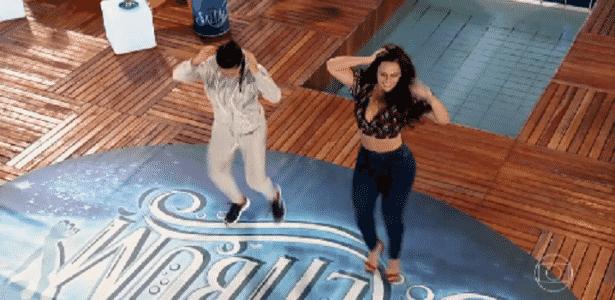 Concorrentes, Viviane Araújo e Sheila Carvalho relembram concurso 19 anos depois - Reprodução/TV Globo