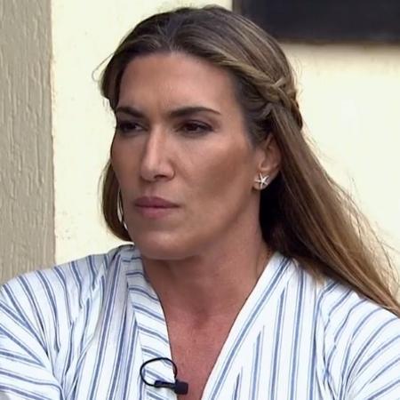 Empresária Adriane Yamin fala sobre relacionamento com Ayrton Senna - Reprodução/SBT