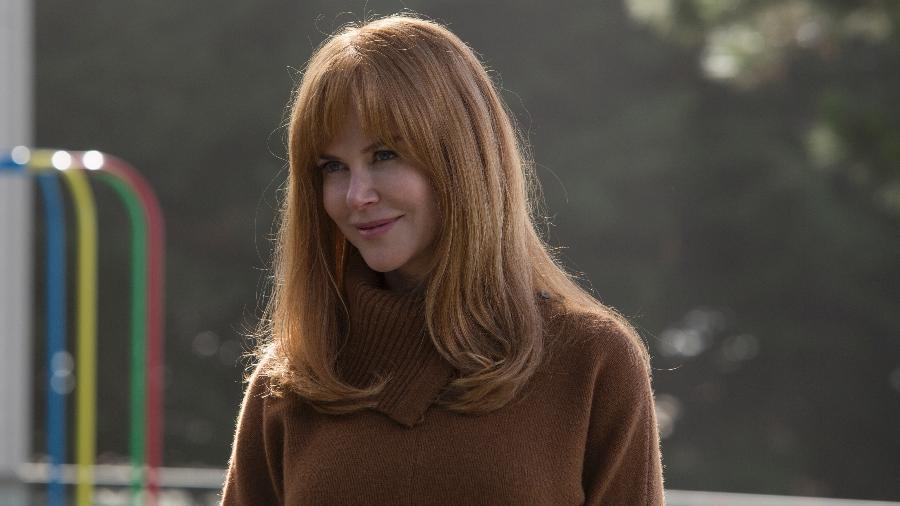 """Nicole Kidman como Celeste Wright na série """"Big Little Lies"""" - Divulgação/HBO"""