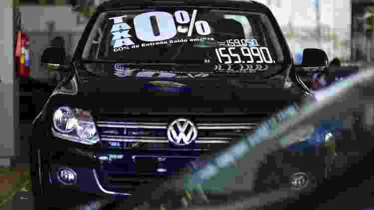 """Concessionária da Volkswagen anuncia Tiguan com """"taxa zero""""; fique de olho nas """"pegadinhas"""" - Lucas Lacaz Ruiz/Folhapress - Lucas Lacaz Ruiz/Folhapress"""