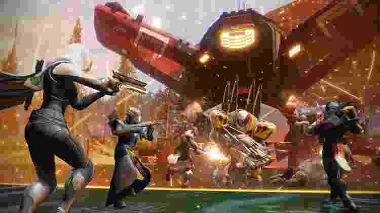 Destiny 2 - Evento público - Reprodução - Reprodução
