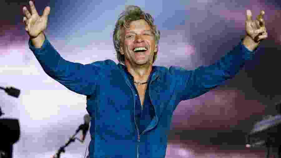 Bon Jovi é um dos artistas que também se apresenta fora do Rock in Rio - Marco Antonio Teixeira/UOL