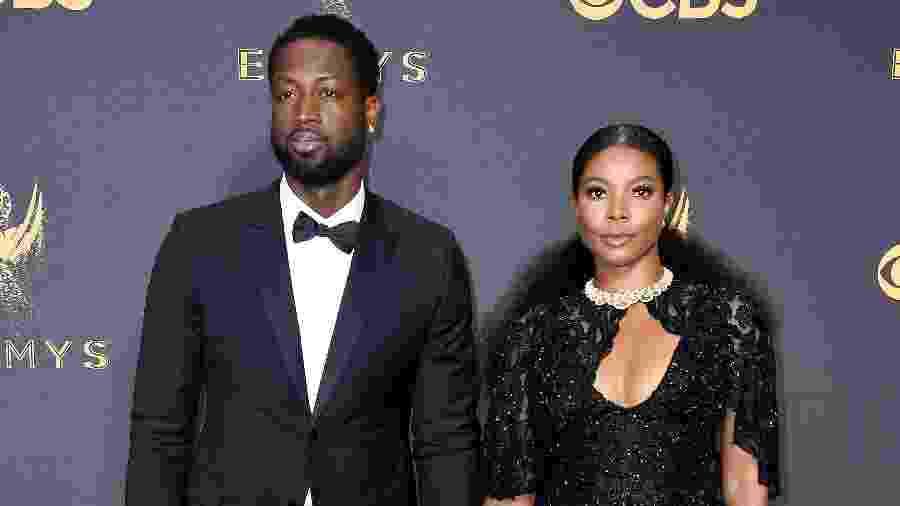 Gabrielle Union e Dwayne Wade - Getty Images