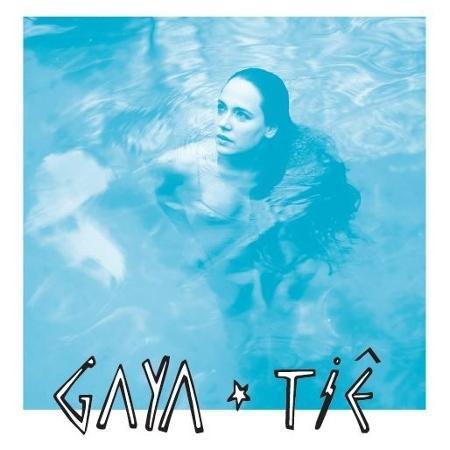 """Capa de """"Gaya"""", quarto CD da cantora Tiê - Divulgação"""