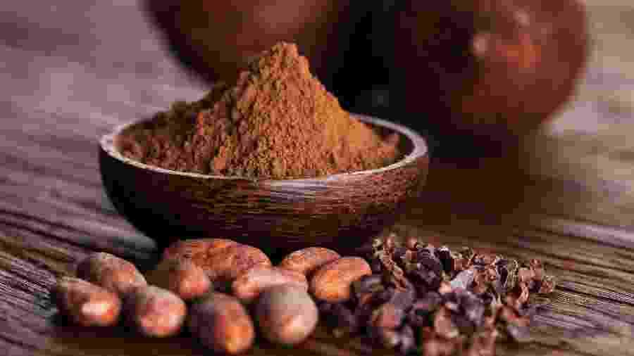 O cacau é a matéria-prima para produção do chocolate - Getty Images