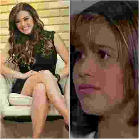 Reprodução/Televisa/SBT Montagem/UOL