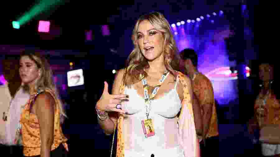 Atriz Luana Piovani  - Iwi Onodera/Brazil News