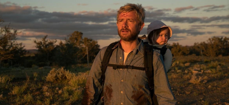 """Martin Freeman em cena do filme """"Cargo"""" - Reprodução"""