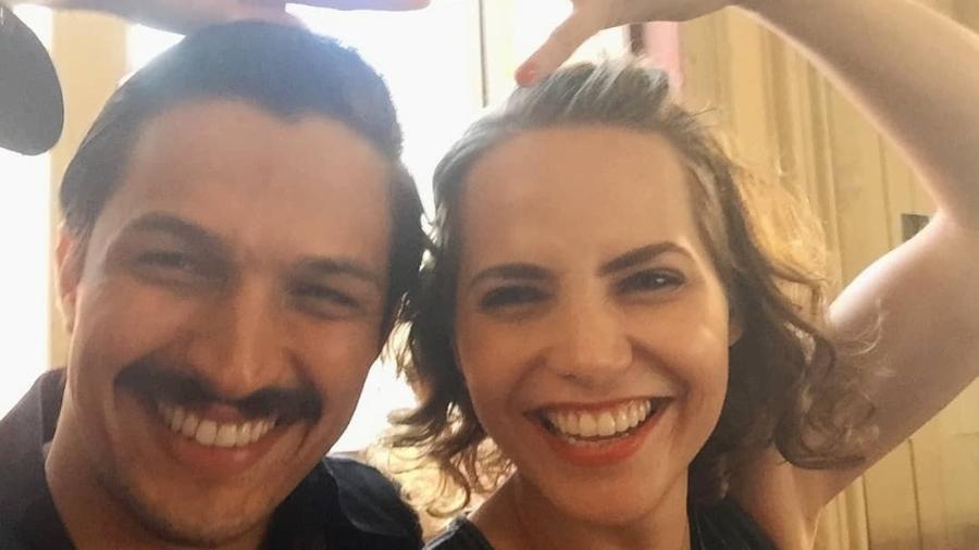 Rômulo Estrela e Leticia Colin - Reprodução/Instagram