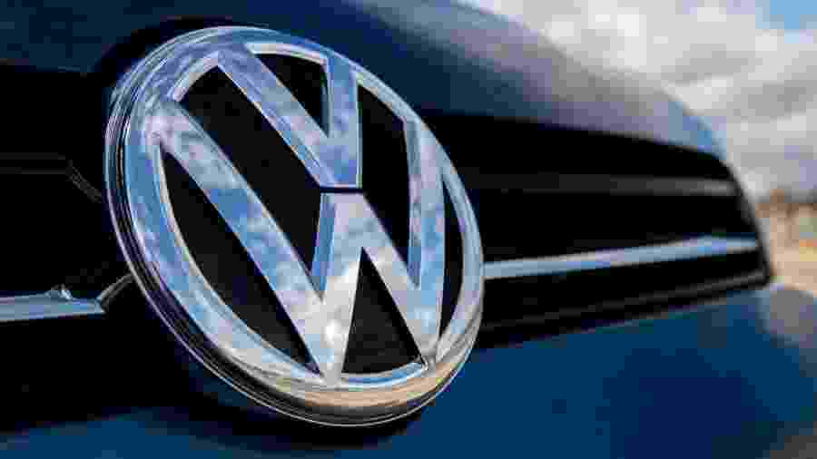 Volkswagen logo - Divulgação