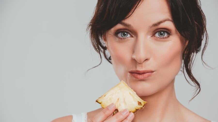Abacaxi é um dos alimentos que melhora o gosto dos fluídos corporais - iStock