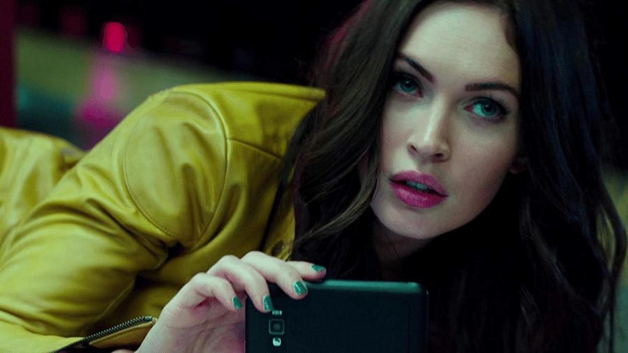 A atriz Megan Fox - Reprodução
