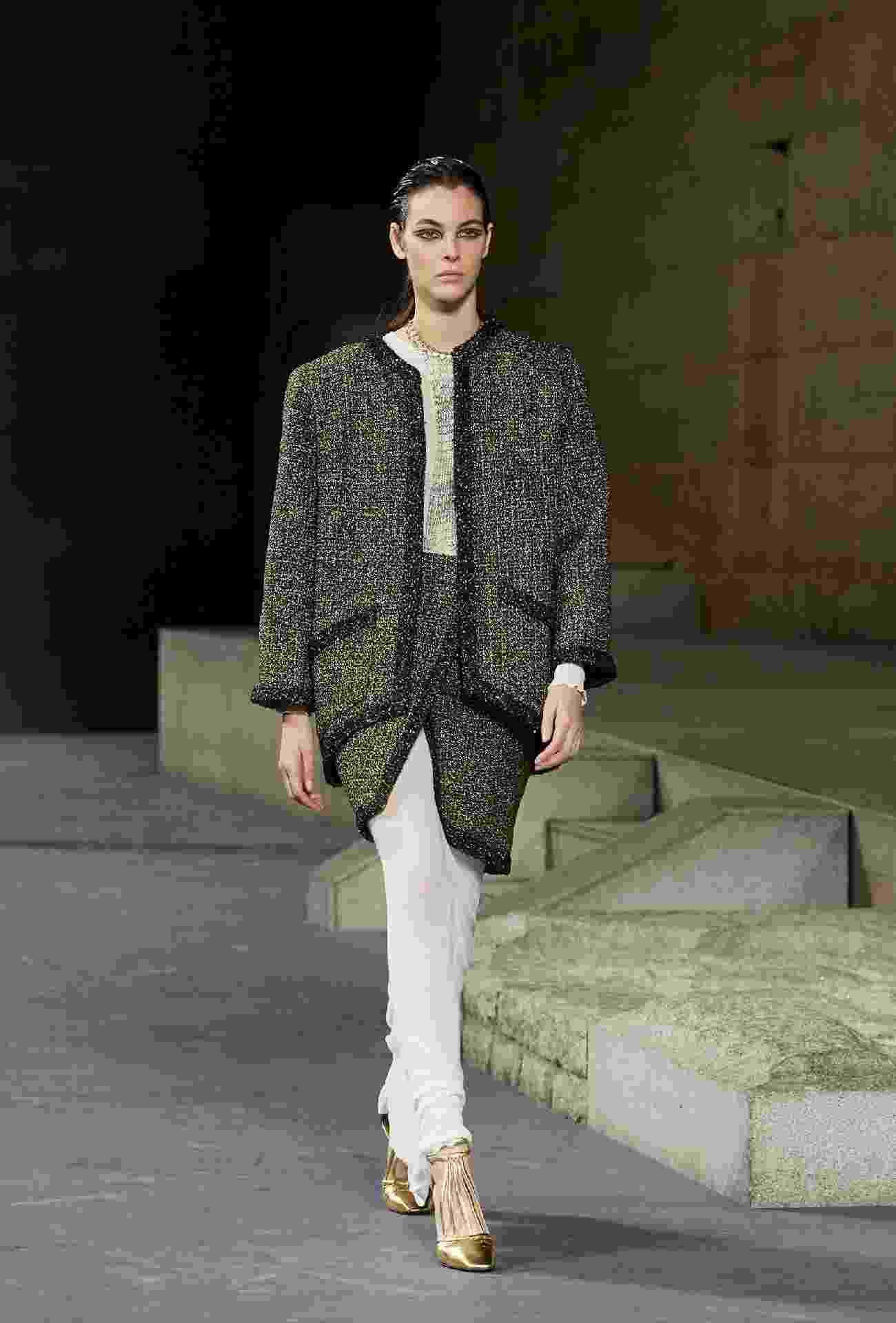 Coleção da Chanel Métiers d'art 2018/2019 - Divulgação