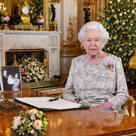 Rainha Elizabeth 2ª  - Reprodução/Instagram/theroyal