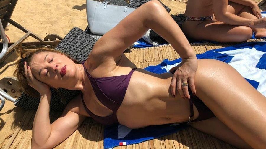Claudia Raia - Reprodução/Instagram