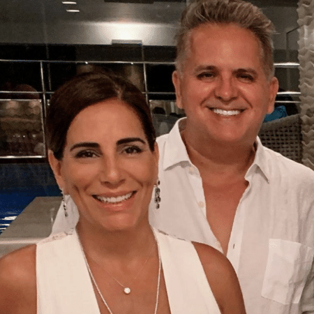 Gloria Pires e Orlando Morais - Reprodução/Instagram
