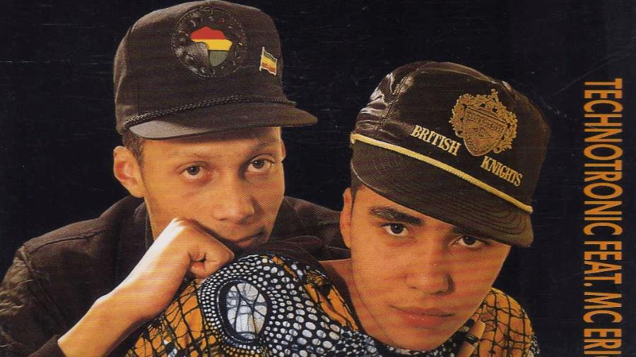 """O grupo Technotronic, do hit """"Pump Up The Jam"""" - Reprodução"""