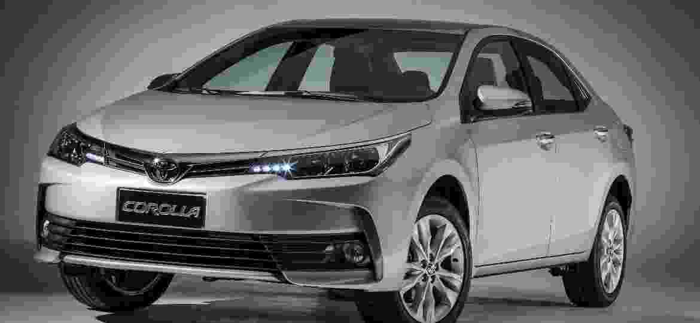 Toyota Corolla XEi 2019 - Divulgação