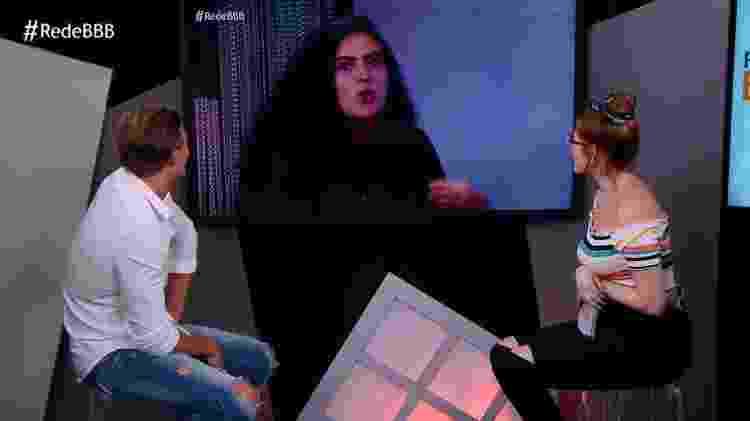 DIego e Ana Clara - Reprodução/GloboPlay - Reprodução/GloboPlay