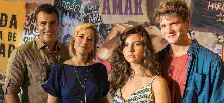 Malhação:Toda Forma de Amar - Divulgação/TV Globo