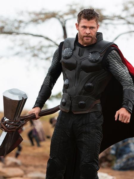 Thor (Chris Hemsworth) - Divulgação